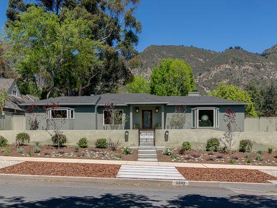 2343 Glen Canyon Rd, Altadena, CA 91001