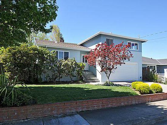 57 Chilton Ave, San Carlos, CA 94070
