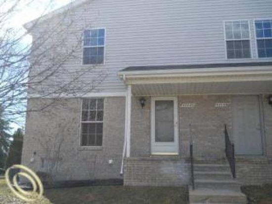 47035 Auburn Ct # 1, Shelby Township, MI 48317