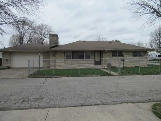 208 Elm St, Chesterfield, IN 46017