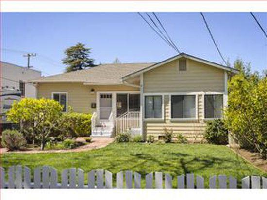 1480 Oak Grove Ave, Burlingame, CA 94010