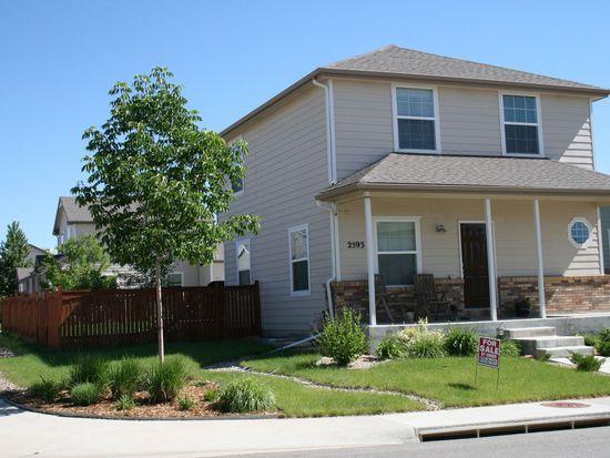 2593 W 45th St, Loveland, CO 80538