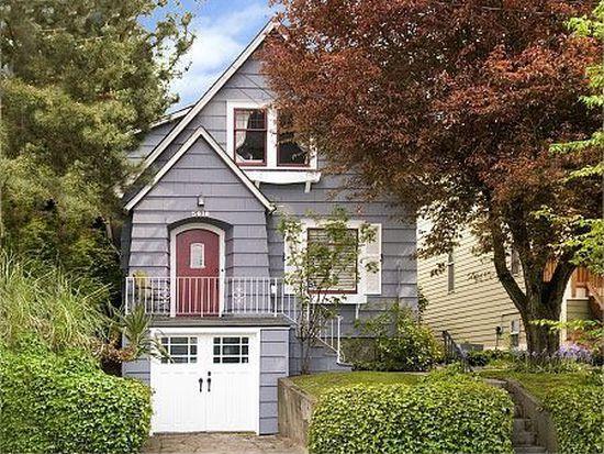 5818 Woodlawn Ave N, Seattle, WA 98103