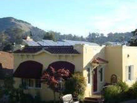 40 Hillcrest Dr, San Rafael, CA 94901
