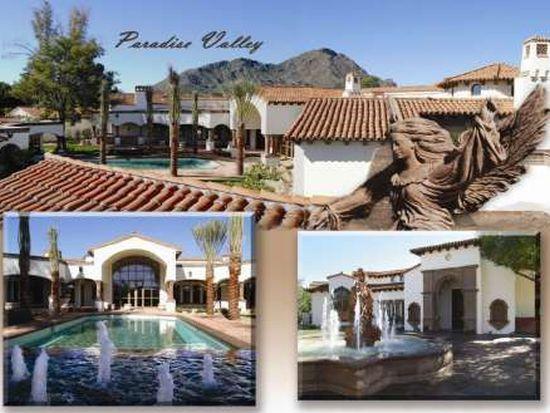5575 N Casa Blanca Dr, Paradise Valley, AZ 85253