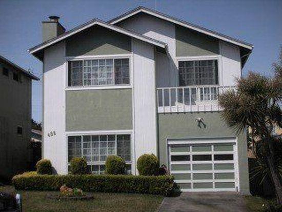 466 Firecrest Ave, Pacifica, CA 94044