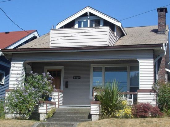4914 Burke Ave N, Seattle, WA 98103