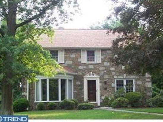 812 Stratford Ave, Melrose Park, PA 19027