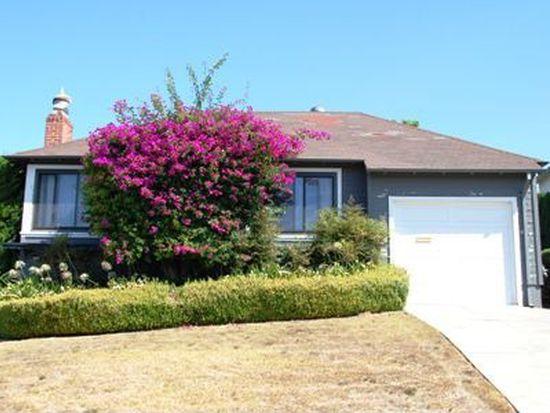 568 Acacia Ave, San Bruno, CA 94066