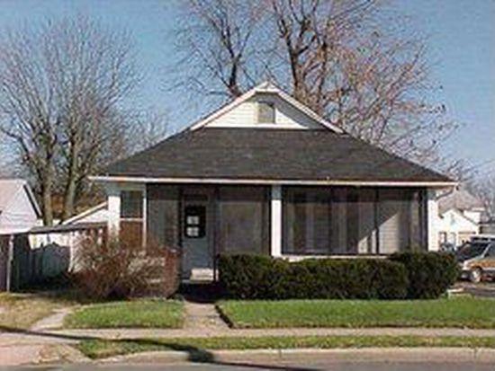 1718 Cincinnati Ave, Anderson, IN 46016