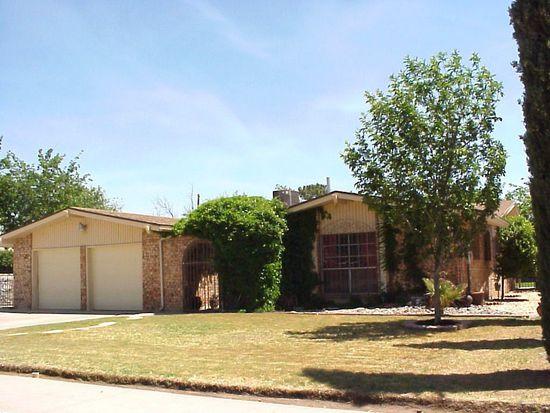 704 El Centauro Dr, El Paso, TX 79922