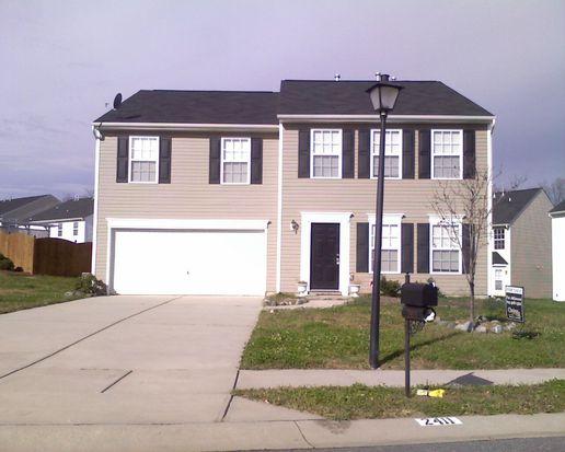 2411 Highland Park Dr, Charlotte, NC 28269