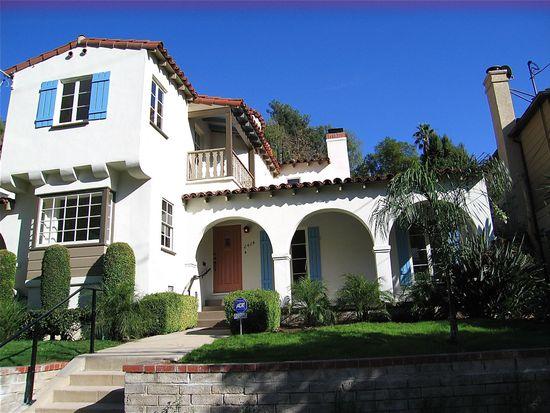 2424 Canyon Dr, Los Angeles, CA 90068