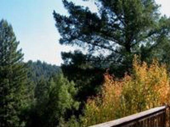 665 Blue Ridge Dr, Boulder Creek, CA 95006