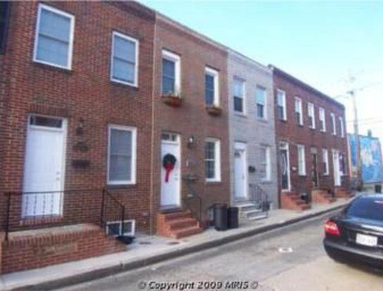 1110 Sterrett St, Baltimore, MD 21230