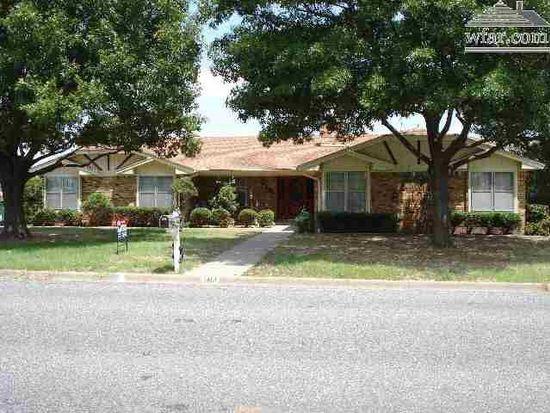 1401 Cardinal Ln, Burkburnett, TX 76354