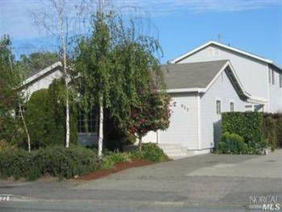 822 Mcclay Rd, Novato, CA 94947