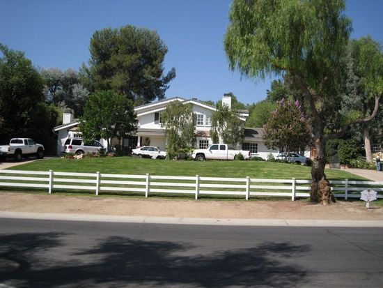 5395 Round Meadow Rd, Hidden Hills, CA 91302