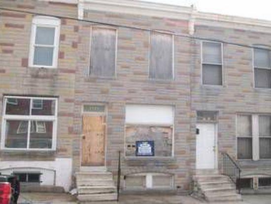 2525 E Hoffman St, Baltimore, MD 21213