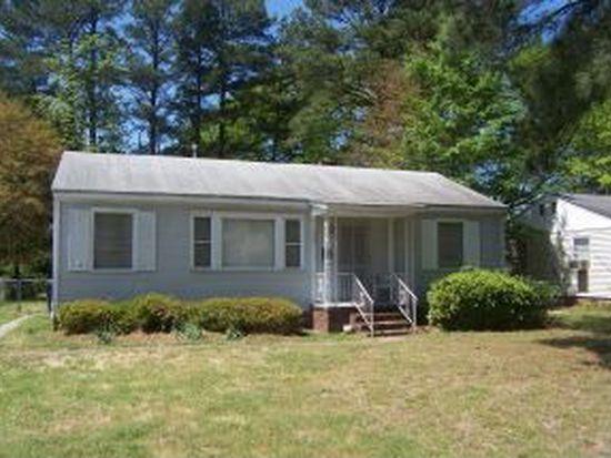 2481 Coleman Ave, Augusta, GA 30906