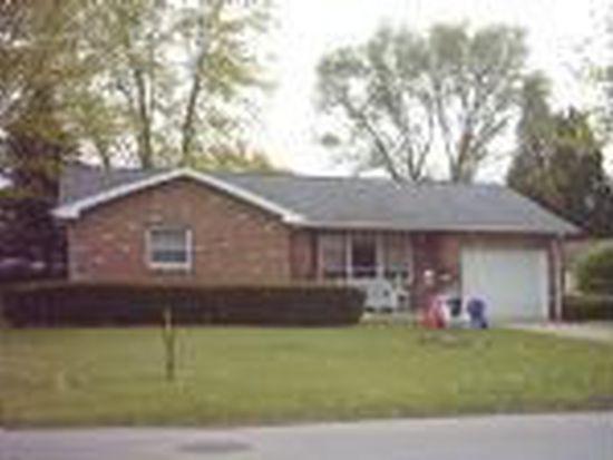 2339 Dahlen Ave, Terre Haute, IN 47805