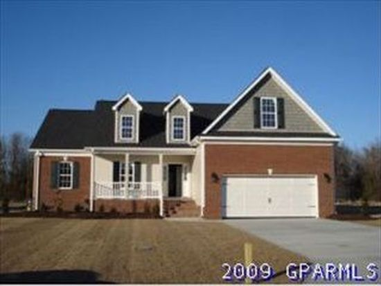 2127 Prudoe Bay Dr, Greenville, NC 27858