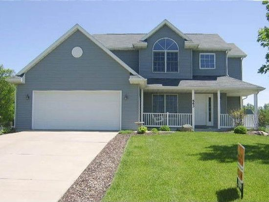 543 Mohawk Dr, Nappanee, IN 46550