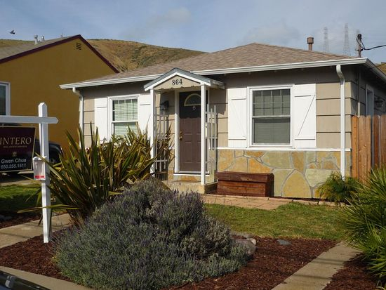 864 Olive Ave, South San Francisco, CA 94080
