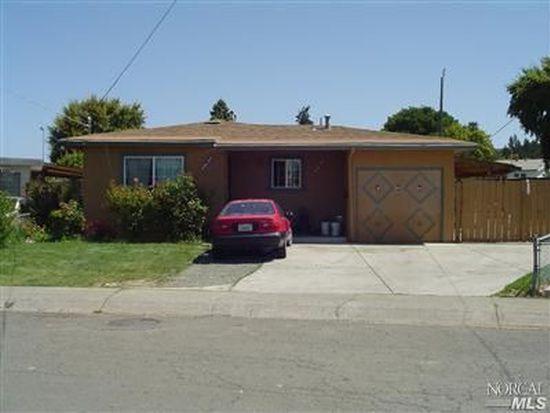 260 El Sendero, Vallejo, CA 94589