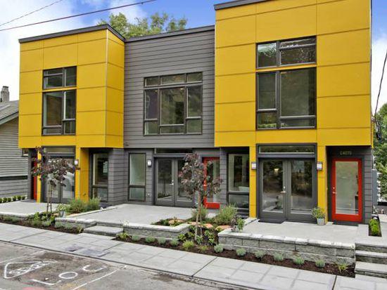 4070 Letitia Ave S APT C, Seattle, WA 98118