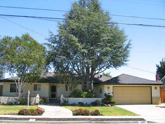 4392 Grover Dr, Fremont, CA 94536
