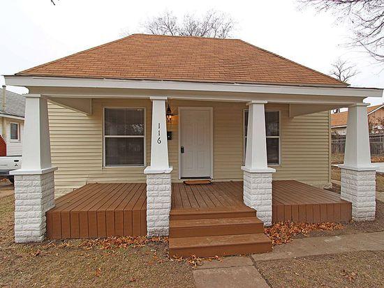 116 N Linden St, Sapulpa, OK 74066