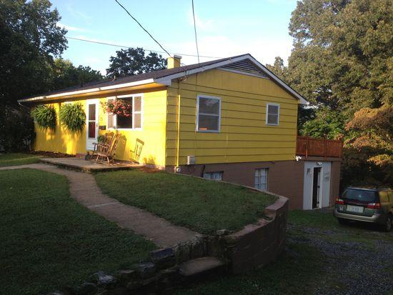 75 Frances St, Asheville, NC 28806