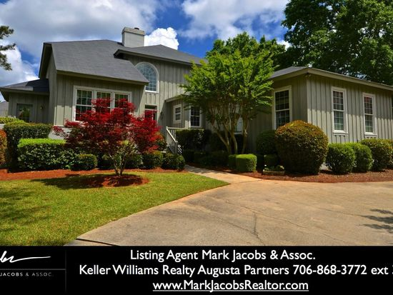 3732 W Lake Dr, Martinez, GA 30907