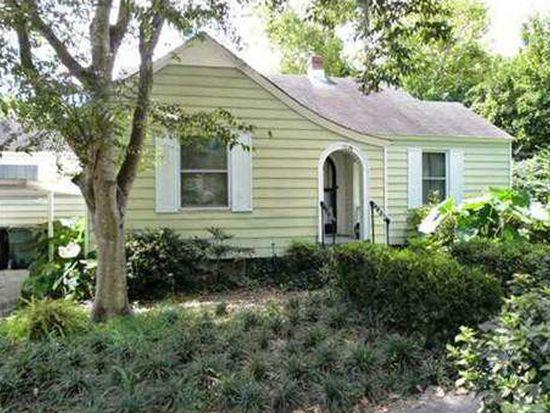 1229 E 33rd St, Savannah, GA 31404