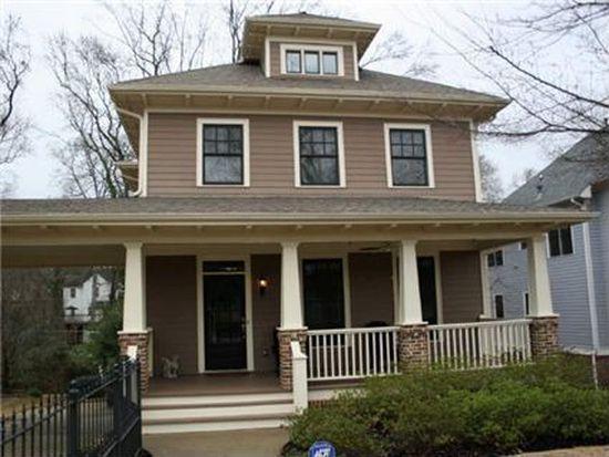 1244 North Ave NE, Atlanta, GA 30307