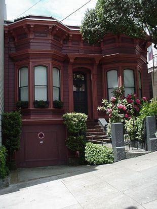 1933 Laguna St, San Francisco, CA 94115