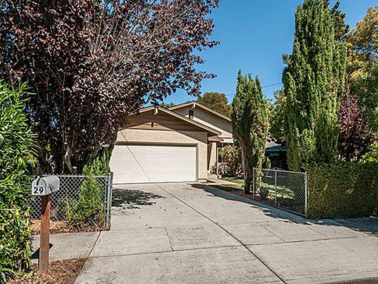 29 Dexter Ave, Redwood City, CA 94063