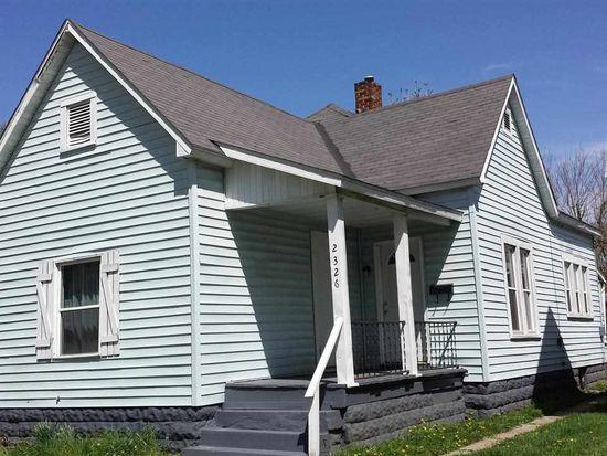2326 5th Ave, Terre Haute, IN 47807