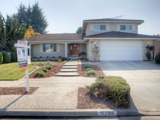 6284 Squiredell Dr, San Jose, CA 95129