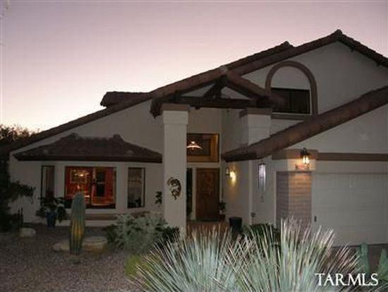 10335 N Calle Del Carnero, Tucson, AZ 85737