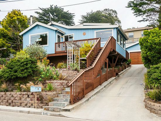 515 Beaumont Blvd, Pacifica, CA 94044