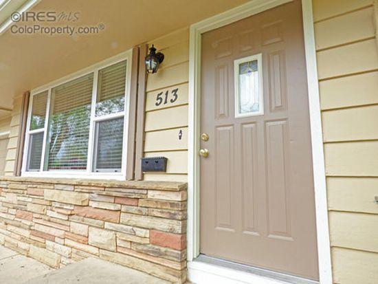 513 Crescent Dr, Loveland, CO 80538