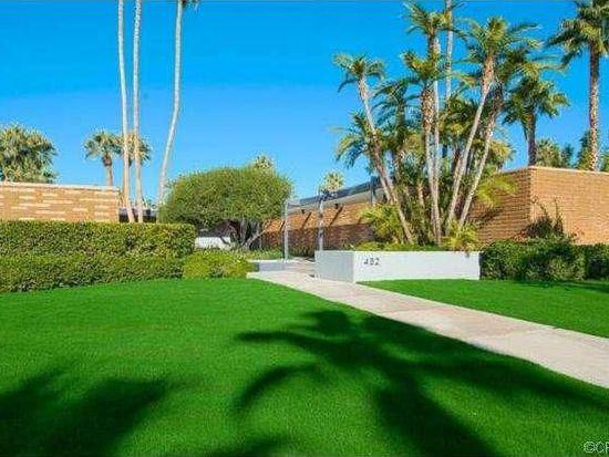 432 W Hermosa Pl, Palm Springs, CA 92262