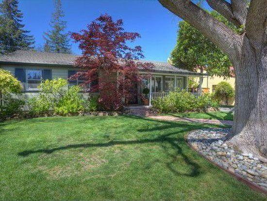 863 Warren Way, Palo Alto, CA 94303