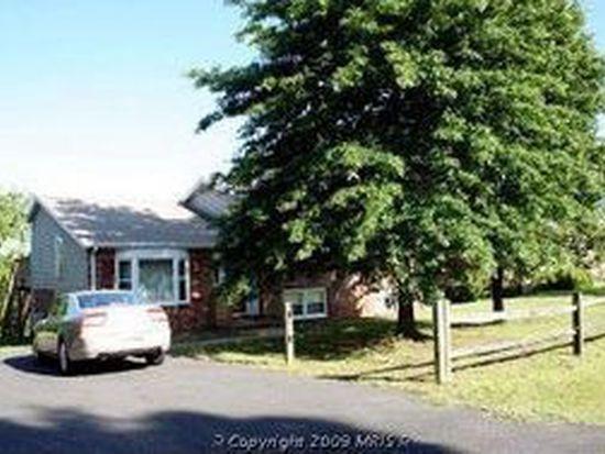 1004 Dewberry Dr, Fredericksburg, VA 22407