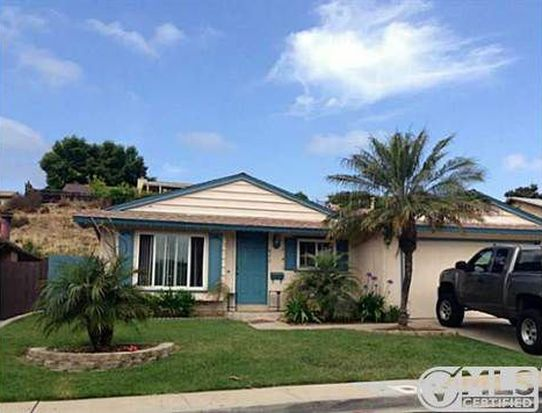 840 La Huerta Way, San Diego, CA 92154