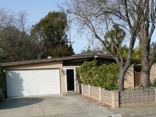3479 Mauricia Ave, Santa Clara, CA 95051