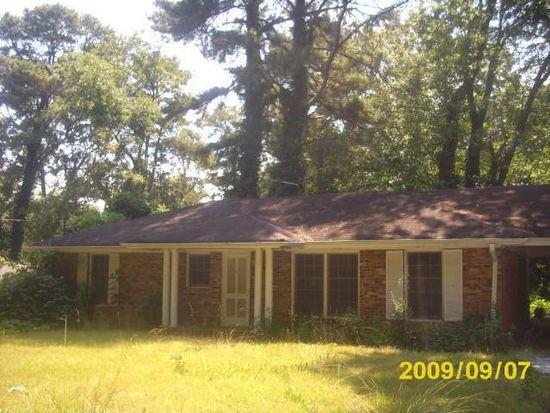 3550 Mount Gilead Rd SW, Atlanta, GA 30331