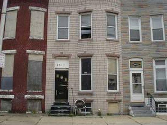 2317 E Lafayette Ave, Baltimore, MD 21213